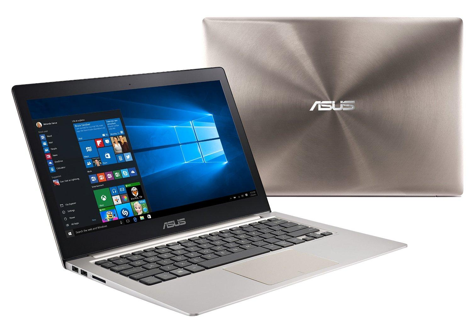 ASUS Zenbook UX303UA 13.3 Inch, Intel Core i5, 8GB, 256GB SSD Laptop