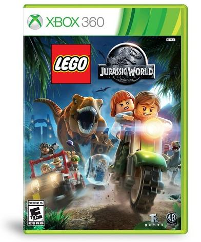 15% Off LEGO Jurassic World (Xbox 360/Wii U/ Nintendo 3DS)