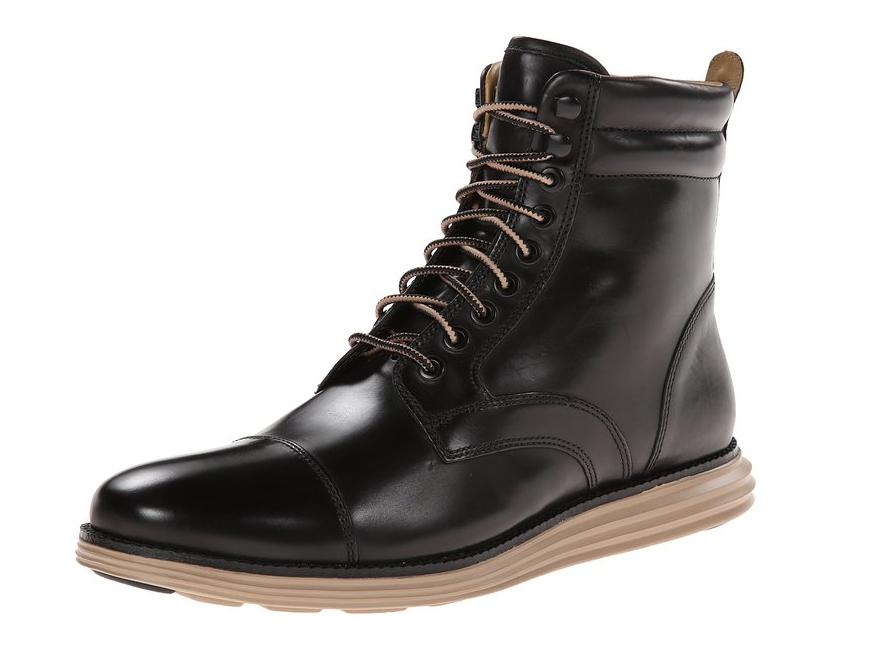 Cole Haan Men's LunarGrand Lace-Up Boot
