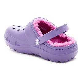 Extra 15% Off Select Crocs Hilo Liner Clogs  @ 6PM.com