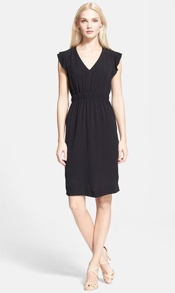 kate spade new york crepe dress
