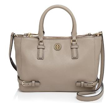 Tory Burch Robinson Small Multi Satchel Handbags Cyber Monday Sale @ Bloomingdales