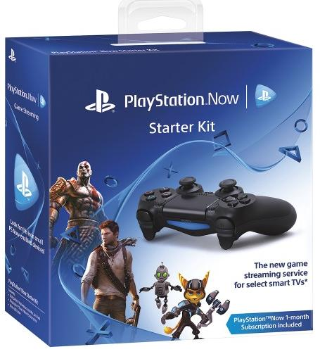 Sony PlayStation Now Starter Kit
