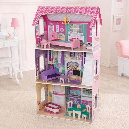 $56.24 + $10 Kohl's Cash KidKraft Dakota Dollhouse