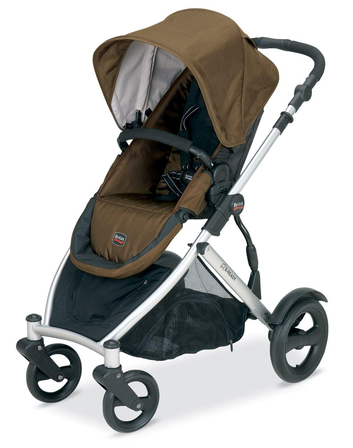 Britax B-Ready Stroller, Copper