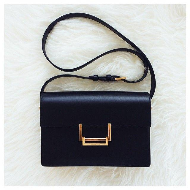 Saint Laurent Lulu Shoulder Bag On Sale @ MYHABIT