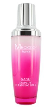 Medicox Nano Snowify Cleansing Milk 3.38oz, 100ml On Sale @ COSME-DE.COM