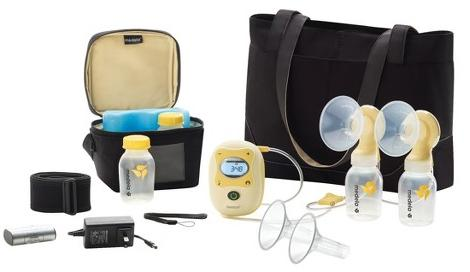 $271.14+ $100 Gift Card Medela Freestyle Hands-Free Double Electric Breast Pump