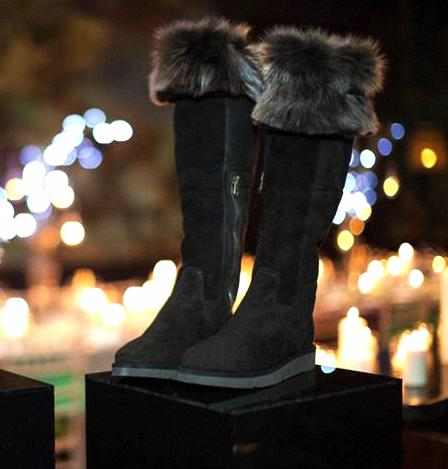 $237.99 UGG Collection Karina Women's Boots On Sale @ 6PM.com