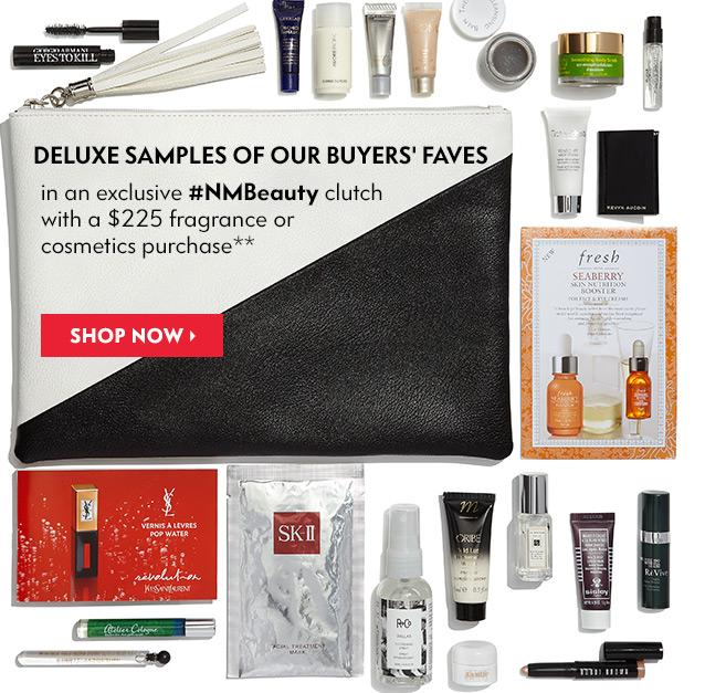 Free Deluxe Samples with $225 Fragrance & Cosmetics Purchase @ Neiman Marcus