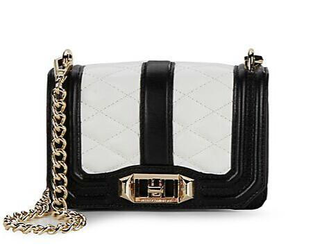 Rebecca Minkoff Mini Love Leather Crossbody Bag @ Saks Off 5th