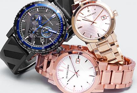50% Off Burberry Watches Swiss Made On Sale @ Hautelook