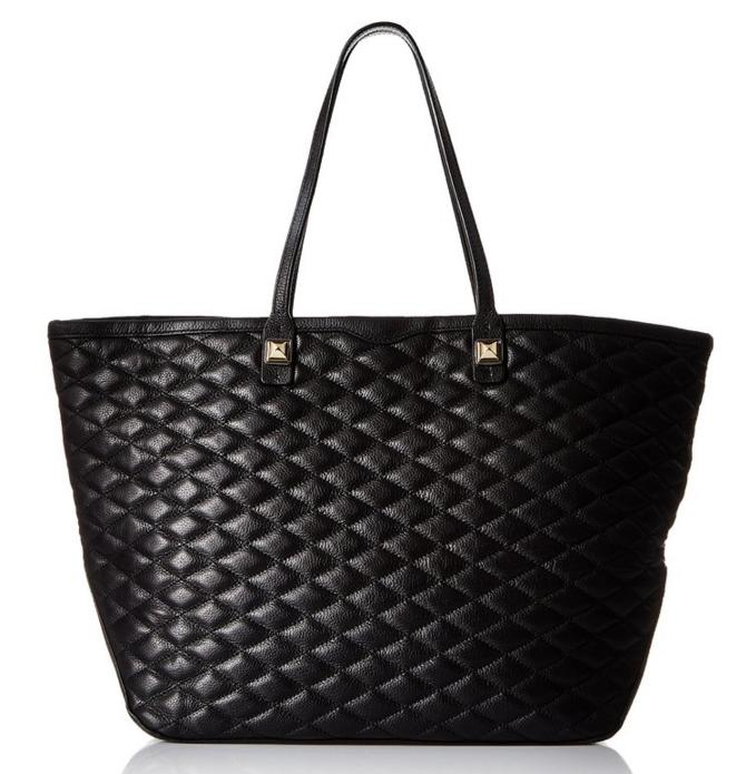 $146.25 Rebecca Minkoff Quilted Everywhere Tote Bag