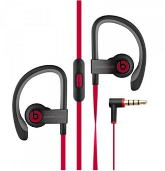 Powerbeats 2 by Dr. Dre Wired In-Ear Headphones with RemoteTalk Cable