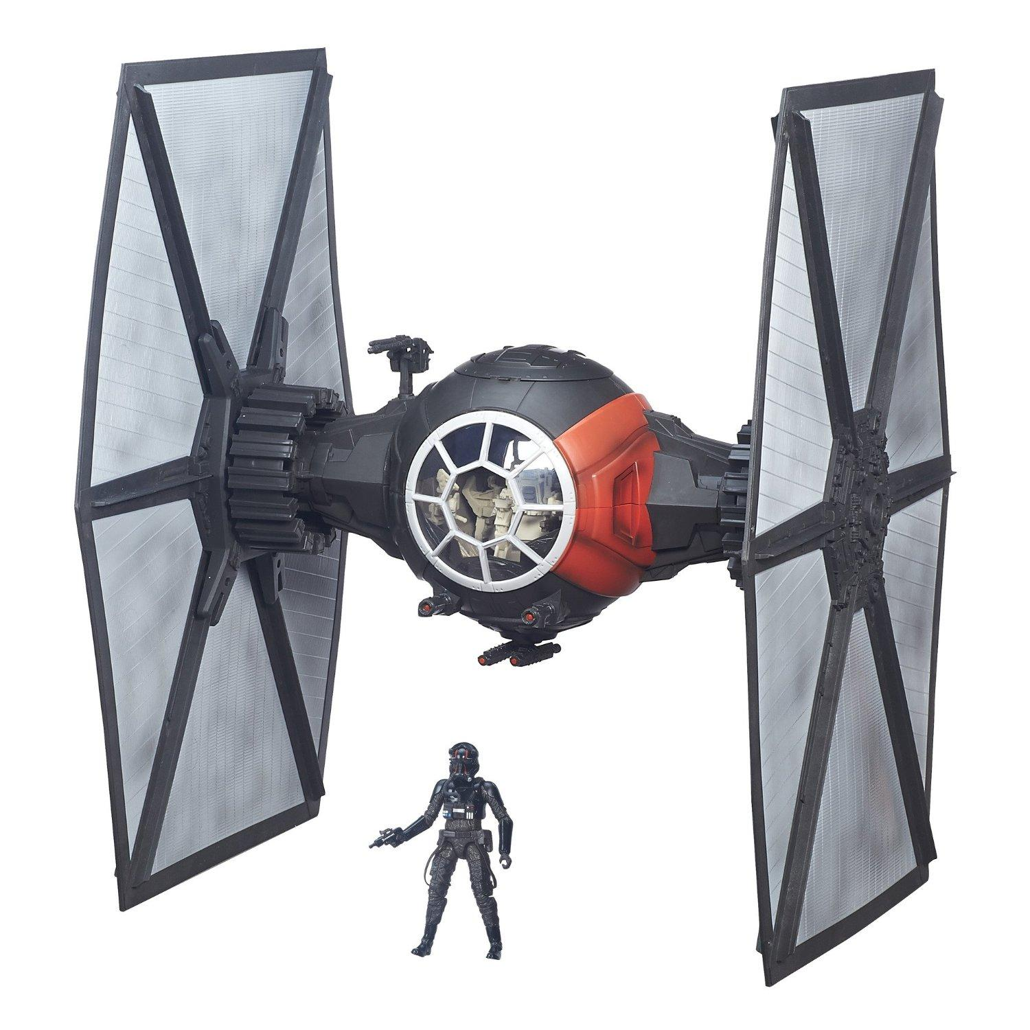 $113.99 Star Wars The Black Series First Order Special Forces TIE Fighter