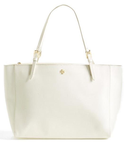 Tory Burch 'York' Buckle Tote On Sale @ Nordstrom