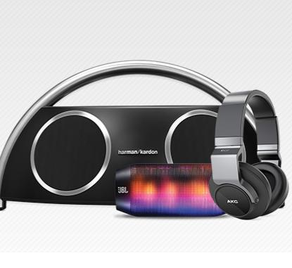 LIVE now! Harman Audio Cyber Monday Deals