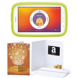 Samsung Galaxy Kids Edition Tab 3 Lite with Free $20 Amazon Gift Card