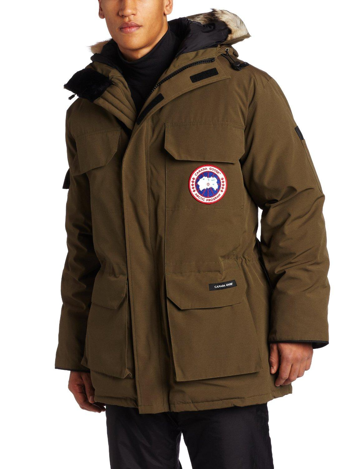 $591.50 Canada Goose Men's Expedition Parka