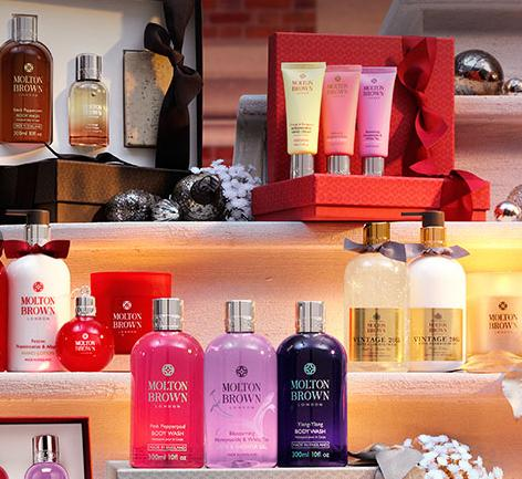 25% Off + Free Shipping Sitewide @ Molton Brown