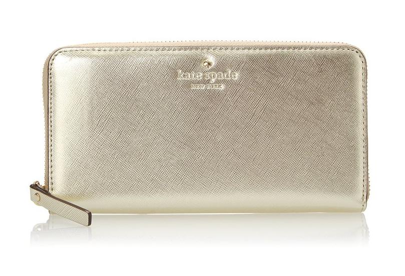 Kate Spade New York Women's Lacey Zip Around Continental Wallet