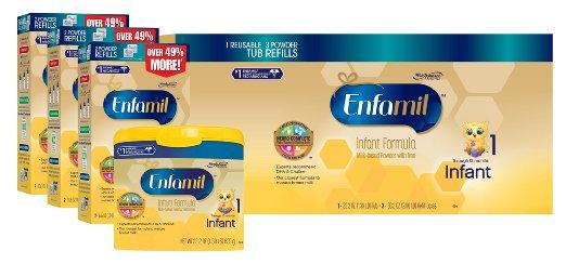 25% Off + Extra 5% Off + Free Shipping One Select Enfamil or Enfagrow Product @ Amazon.com