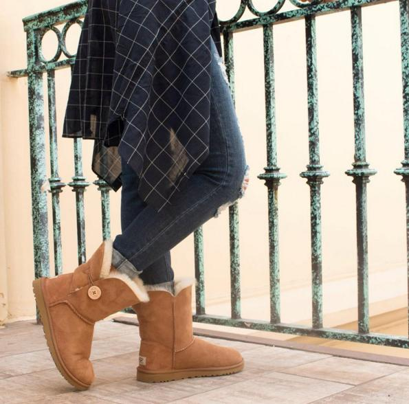 UGG® Australia 'Bailey Button' Boot