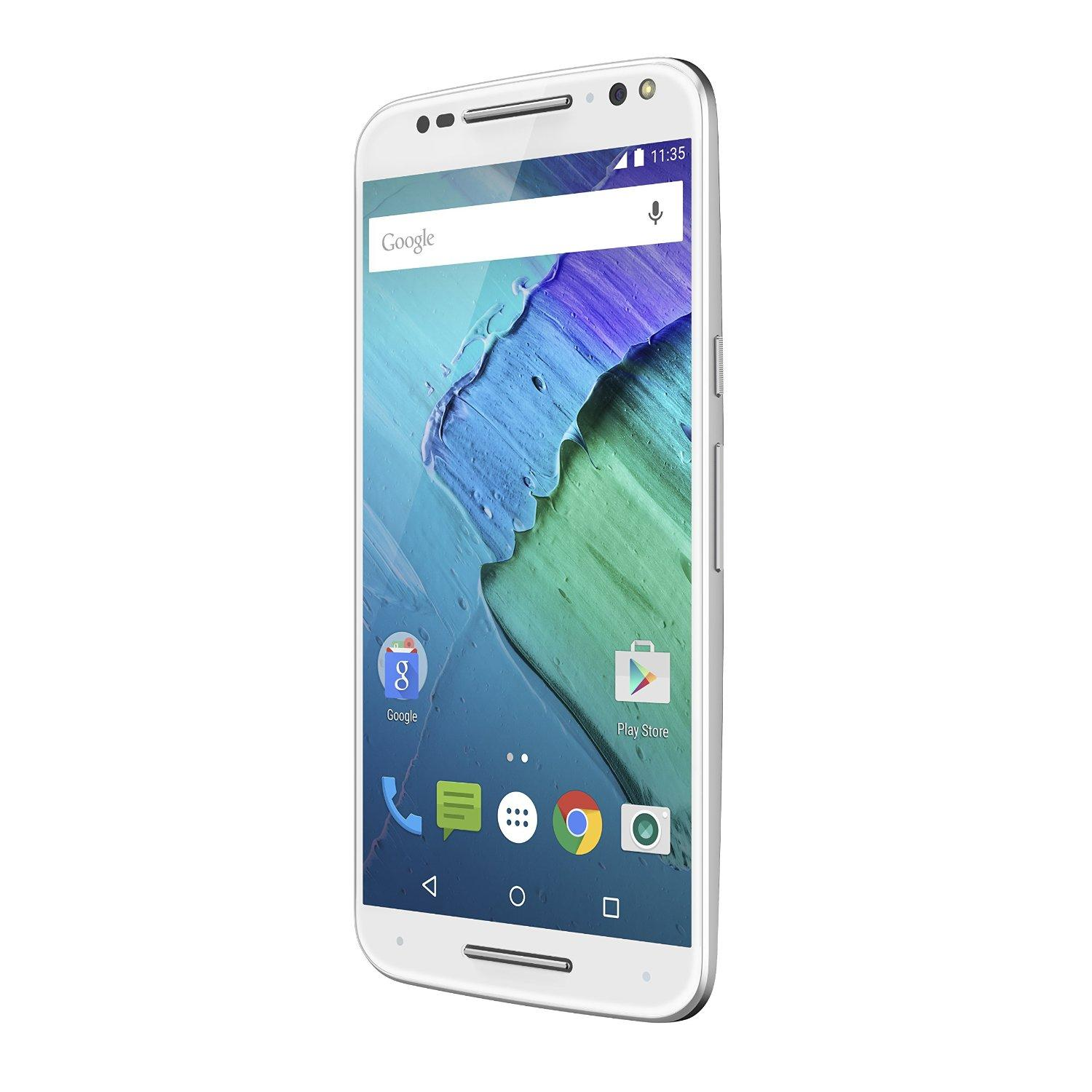 From $349.99 Moto X Pure Edition Unlocked Smartphone