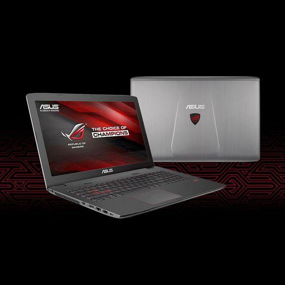 ASUS ROG GL552VW-DH71 15-Inch Gaming Laptop, GTX 960M 2GB VRAM, 16GB DDR4, 1TB