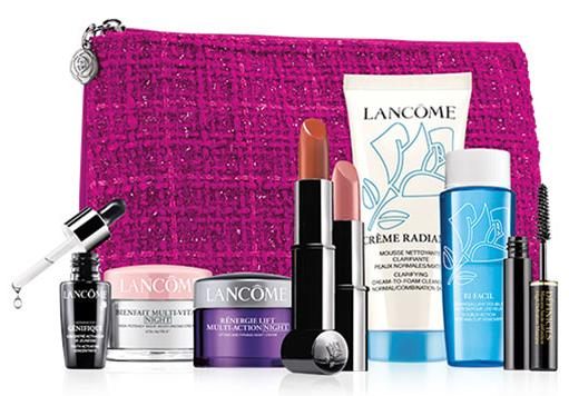 Free 7 Piece GiftWith Over $35 Lancome Purchase @ Dillard's