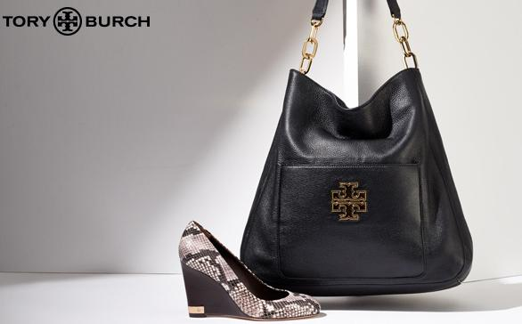 Extra 25% Off Tory Burch Handbags and Shoes @ Bloomingdales