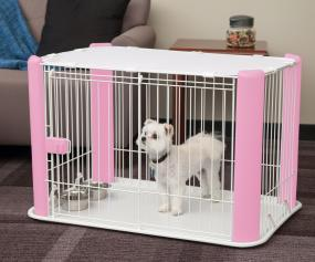 Lowest Price! IRIS Deluxe Wire Pet Dog Play Pen, Large