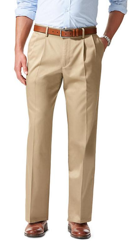 $60 4 Men's Pants On Sale @ Dockers