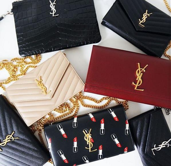Up to 60% Off Saint Laurent, Balenciaga & More Designer Bags, Wallets & More On Sale @ Rue La La