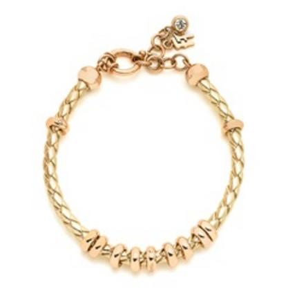 Free Happy Nugget Bracelet($75 Value) with Your $200+ Purchase @ Folli Follie