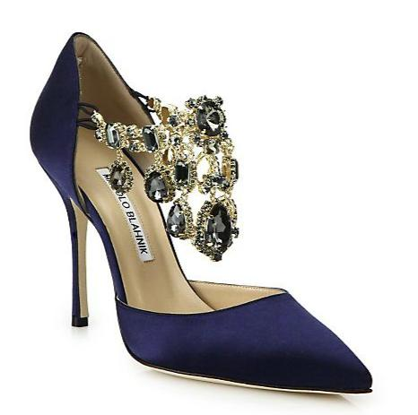 Up to 40% Off Manolo Blahnik Shoes Sale @ Saks Fifth Avenue