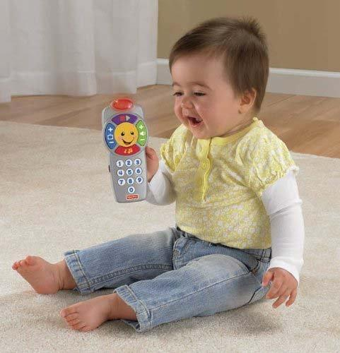 Free  Laugh & Learn Click n' Learn Remote with a Select Fisher-Price Toy Purchase @ Amazon.com