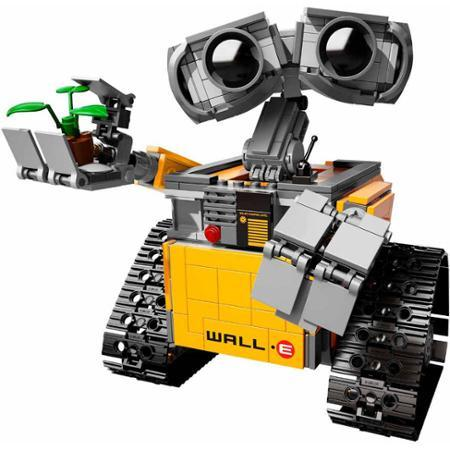 $59.99 LEGO Ideas WALL-E Building Set