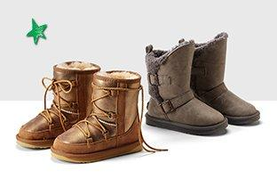 Up to 70% Off Select Australia Luxe Collection Kids' Shoes @ MYHABIT