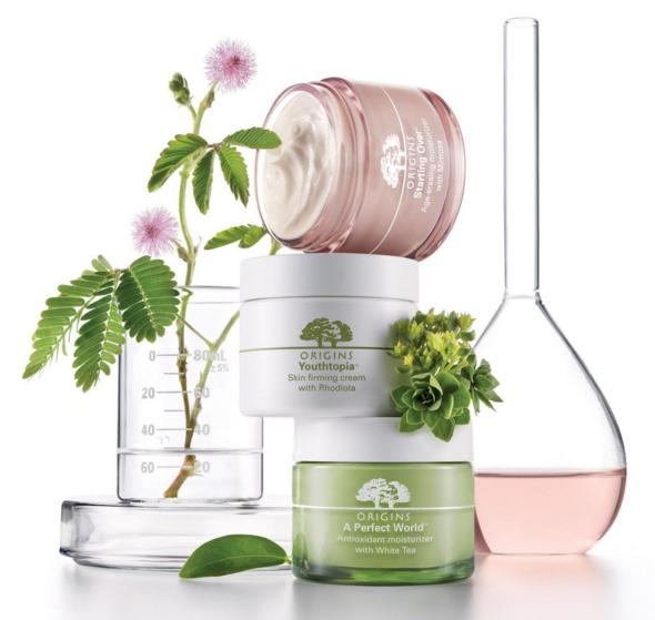 Free Chic Tote & Handy Treat with any $65 purchase + Free Shipping @ Origins