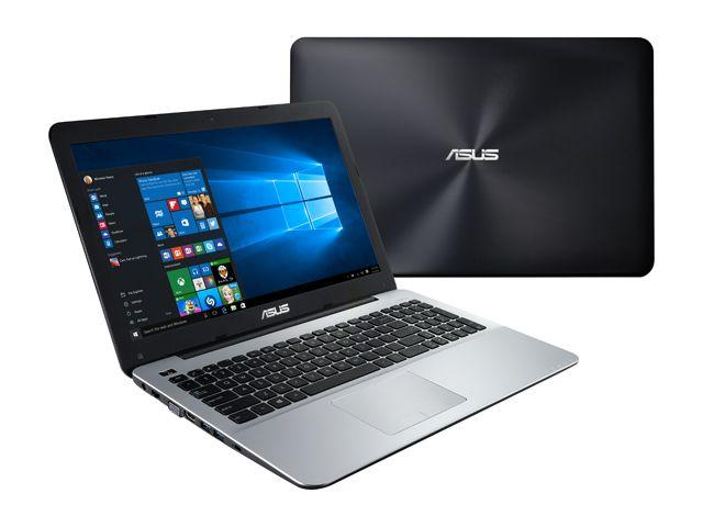 ASUS Laptop X555UB-NH51 Intel Core i5 6200U (2.30 GHz) 8 GB 1 TB HDD GeForce 940M 15.6
