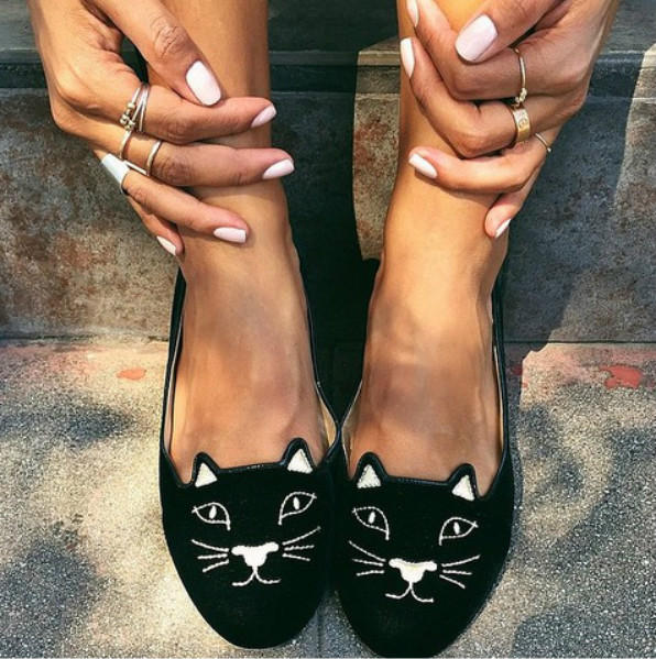 Up to 50% Off Charlotte Olympia Shoes & Bags Sale @ SSENSE