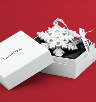 Free Ornament With Any $125 Purchase @ Pandora