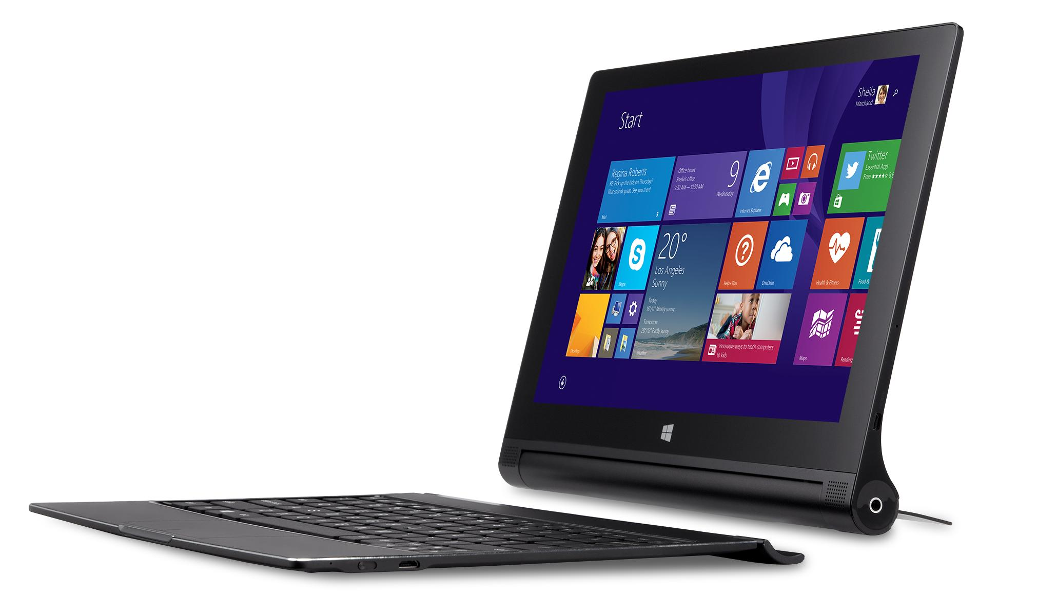 Lenovo Yoga Tablet 2 with Windows (10