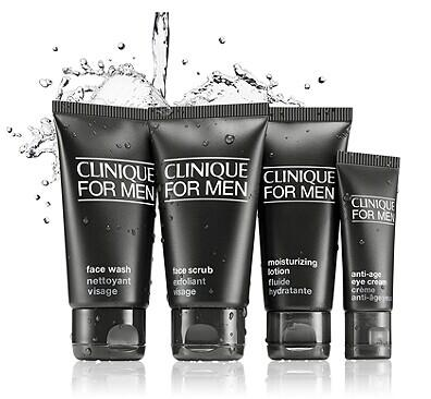 Clinique for Men Great Skin To Go @ Bon-Ton