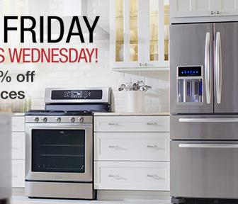 Up to 40% Off HOME APPLIANCES at Home Depot
