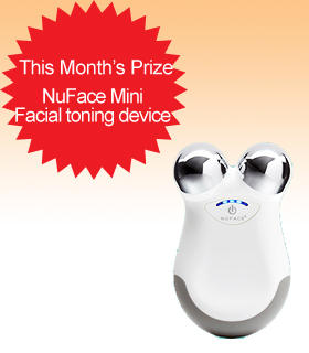 Subscribe to Dealmoon Newsletter, Win the NuFace Mini Facial Toning Device