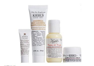 Free 4 Deluxe samples with Any $85 Kiehl's Purchase @ Nordstrom
