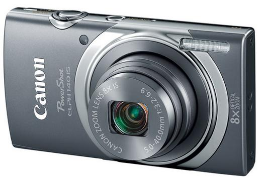 PowerShot ELPH 140 IS 16MP Digital Camera