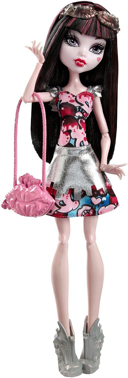 Monster High Boo York Boo York Frightseers Draculaura Doll